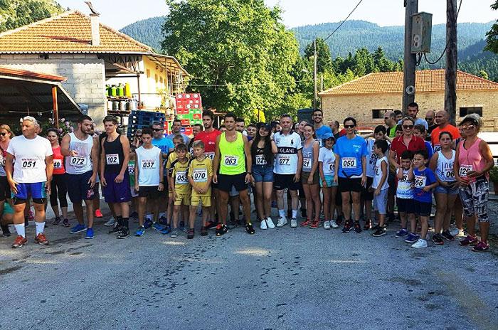 Άρτα: Mε επιτυχία ο 2ος αγώνας δρόμου τιμής «Στα χνάρια του Γιου της Καλογριάς»