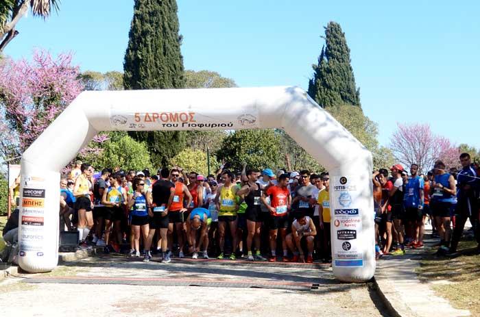 Δήμος Αρταίων: 3.500 δρομείς έτρεξαν στον 5ο «Δρόμο του Γιοφυριού»