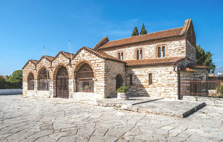 Άρτα: Γενική Συνέλευση του Συλλόγου Φίλων Βυζαντινού Ναού Αγίας Θεοδώρας