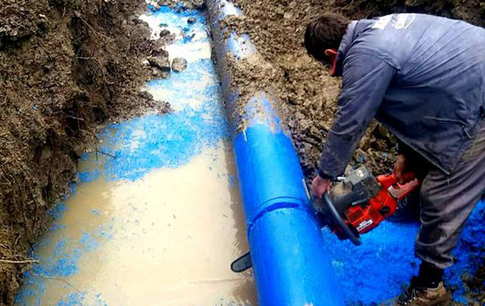 Άρτα: Λύνεται το πρόβλημα ύδρευσης στο Δήμο Γ. Καραϊσκάκη