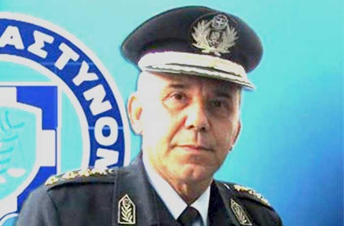 Άρτα: Νέος διευθυντής της Αστυνομικής Διεύθυνσης Άρτας ο ταξίαρχος Ευάγγελος Αναγνωστάκης