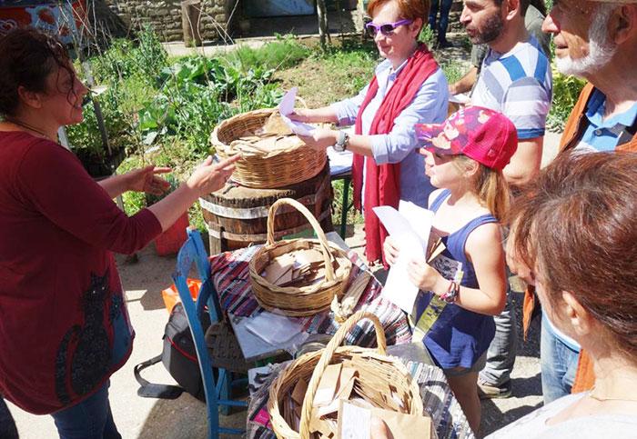 Άρτα: Με επιτυχία η γιορτή ανταλλαγής παραδοσιακών σπόρων στο Βαθύκαμπο Κεντρικού