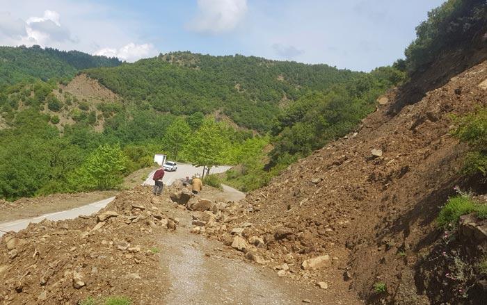 Άρτα: Δήμος Γ. Καραϊσκάκη: Αποκατάσταση ζημιών οδικού δικτύου με την οικονομική υποστήριξη της Περιφέρειας