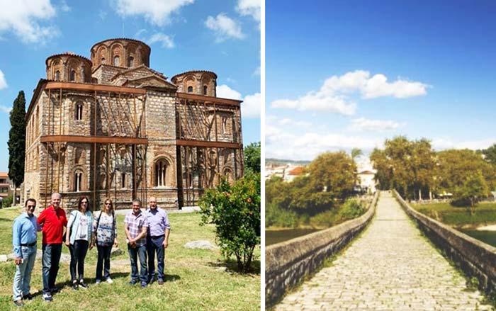 Άρτα: Ισχυροποιείται το άνοιγμα της Άρτας στην τουριστική αγορά της Κύπρου