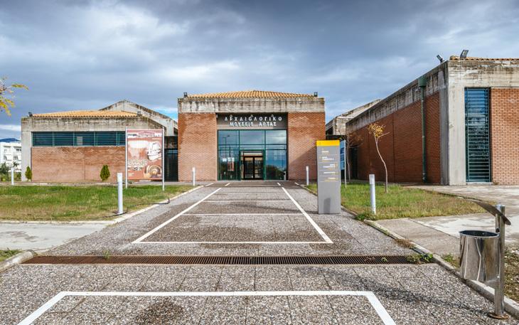 Άρτα: Εγκαίνια έκθεσης στο Αρχαιολογικό Μουσείο Άρτας