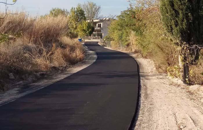 Άρτα: Χρ. Τσιρογιάννης - «Ξεκινούν αρχές καλοκαιριού τα 50 χιλιόμετρα ασφαλτοστρώσεων αγροτικών δρόμων»