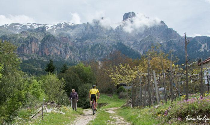 Γιάννενα: 16ος «Άθλος Τζουμέρκων Mountain Bike»