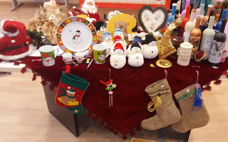 Άρτα: Χριστουγεννιάτικο Bazaar από τον Ερυθρό Σταυρό Τμήμα Άρτας