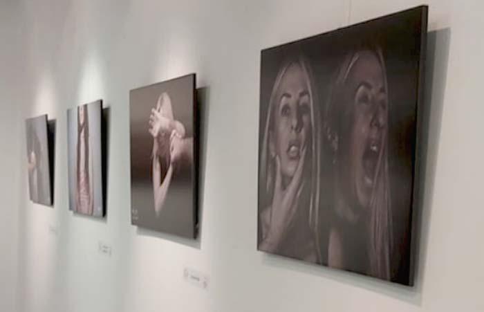 Άρτα; Μεγάλη επιτυχία σημείωσε η έκθεση φωτογραφίας για την εξάλειψη της βίας κατά των γυναικών