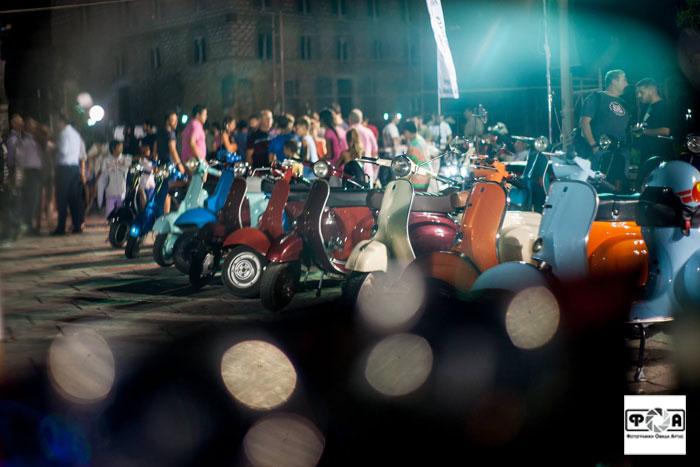 Άρτα: 2η Έκθεση κλασικής μοτοσυκλέτας