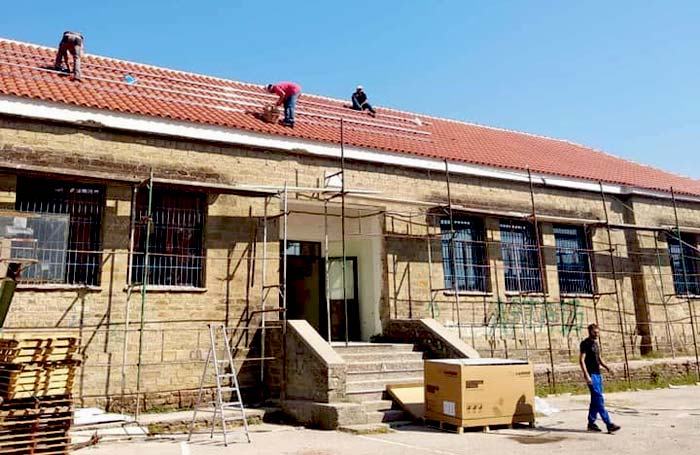 Άρτα: Ενεργειακή αναβάθμιση δημοτικών σχολείων Πέτα και Νεοχωρίου