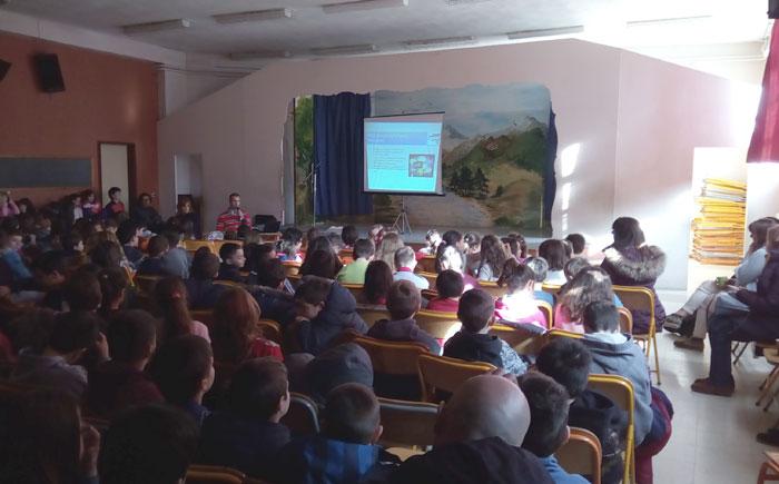 Γιάννενα: Με επιτυχία ενημερωτική διάλεξη για ασφαλή πλοήγηση στο διαδίκτυο