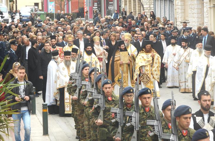 Άρτα: Μεταφέρεται ο φετινός εορτασμός της Πολιούχου Αγίας Θεοδώρας για τις 12 Μαρτίου