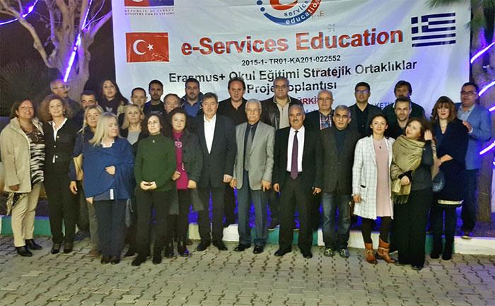 Άρτα: Erasmus+ - Με επιτυχία η εκπαιδευτική συνάντηση στο Anamur της Τουρκίας