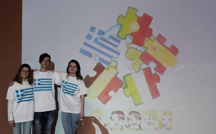 Άρτα: Erasmus+....Πραγματοποιήθηκε η δεύτερη συνάντηση μαθητών και καθηγητών στην πόλη Montesarchio της Ιταλίας