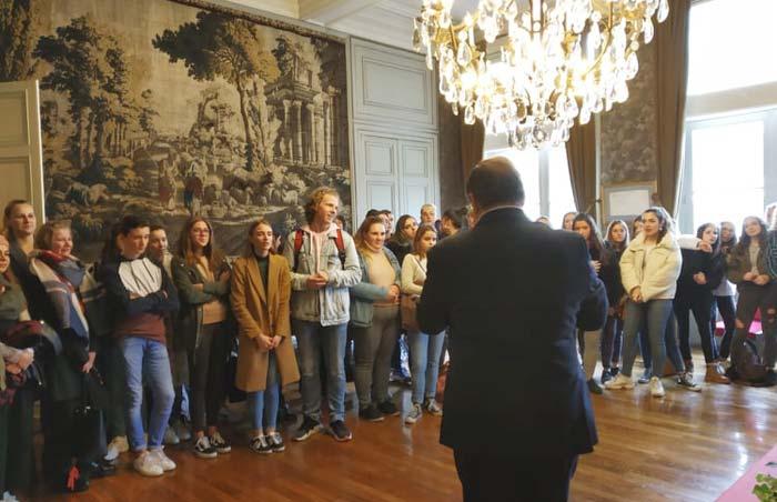 Άρτα: Erasmus+ Πρώτη συνάντηση μαθητών και καθηγητών στην πόλη Nogent le Rotrou της Γαλλίας