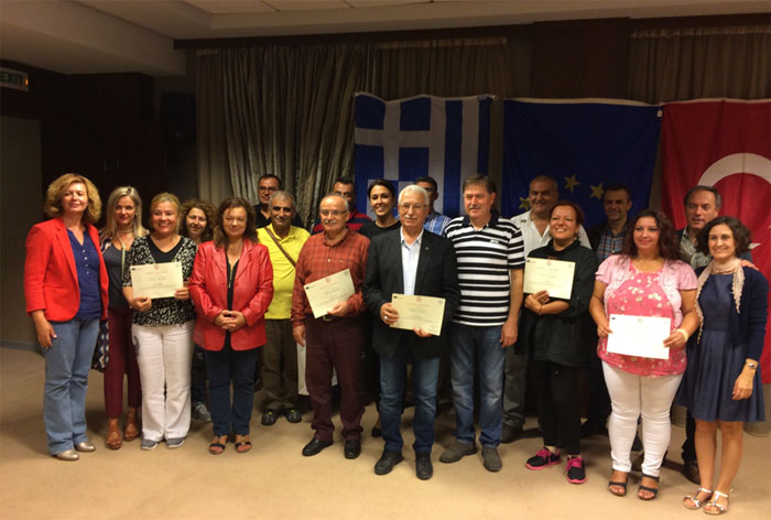 Άρτα: Erasmus+ - Με επιτυχία η εκπαιδευτική διημερίδα από τη Δ/νση Δευτεροβάθμιας Εκπαίδευσης Άρτας