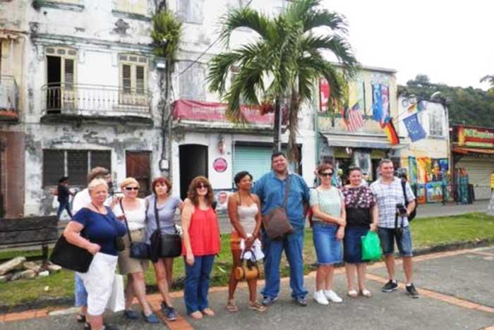 Άρτα: Erasmus+....Δεύτερη συνάντηση 6 εταίρων στην Μαρτινίκα
