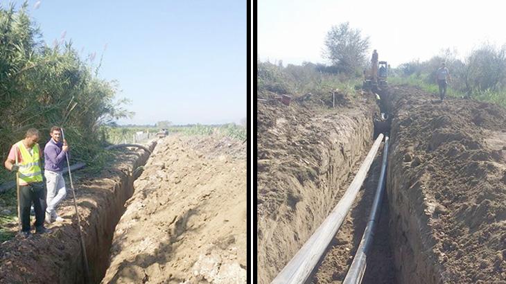Άρτα: ΣΕ ΠΛΗΡΗ ΕΞΕΛΙΞΗ τα έργα βιολογικού καθαρισμού στην Αγία Παρασκευή Δήμου Νικολάου Σκουφά