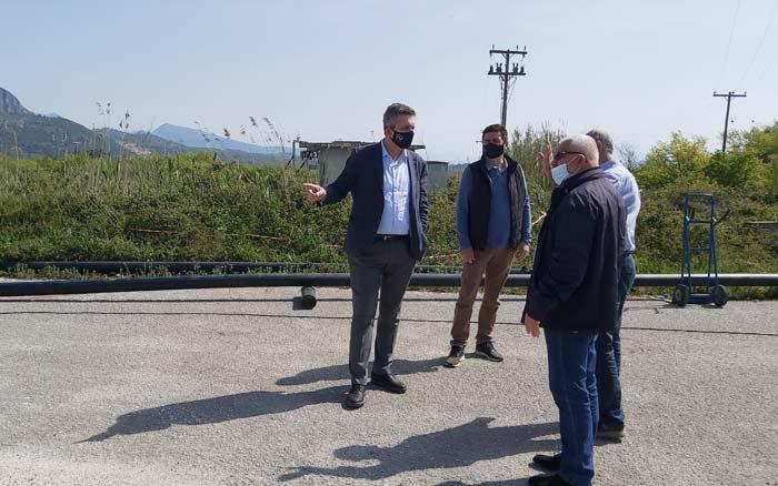 Άρτα: Δύο έργα ύδρευσης 1 εκατ. ευρώ στη Στρογγυλή