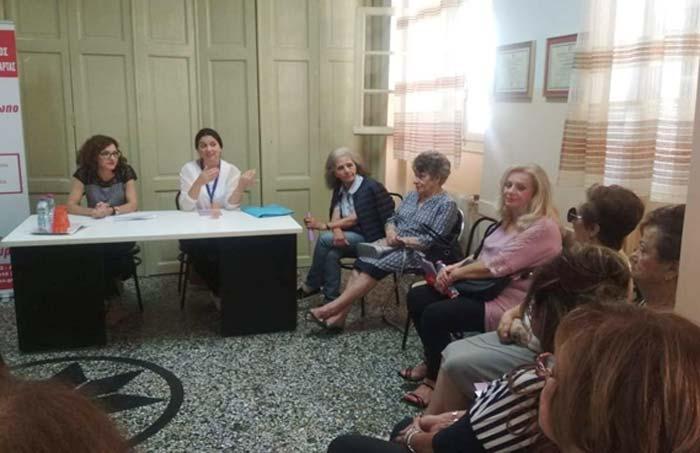 Άρτα: Ενημερωτική συνάντηση για τα μέλη και τους εθελοντές του ΕΕΣ