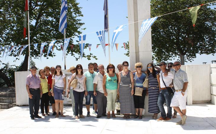 Άρτα: ΦΙΛΕΛΛΗΝΙΑ 2016 - Εκδηλώσεις μνήμης και απόδοσης τιμής στους νεκρούς φιλέλληνες στο Πέτα Άρτας