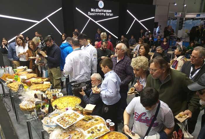 Άρτα: Food Expo: Μεγάλο το ενδιαφέρον για τη γαστρονομία της Άρτας