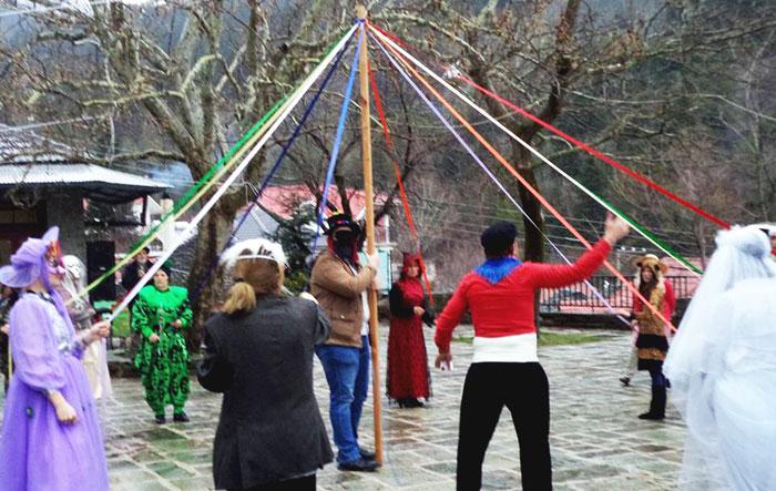 Άρτα: Αποκριάτικο Καρναβάλι 2018 στο Βουργαρέλι