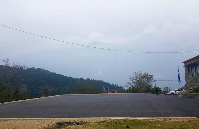 Άρτα: Στο τελικό στάδιο η κατασκευή γηπέδου μπάσκετ στη Σκουληκαριά