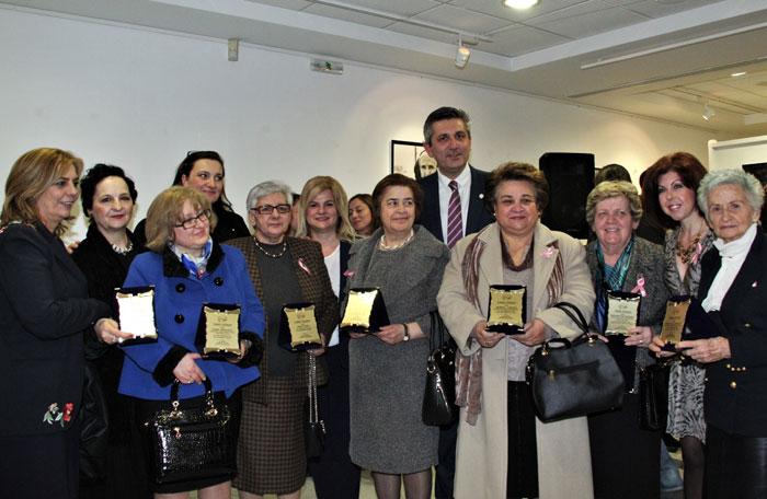 Άρτα: Πλήθος κόσμου στην Πινακοθήκη του Δήμου Αρταίων τίμησε την εκδήλωση για την Ημέρα της Γυναίκας