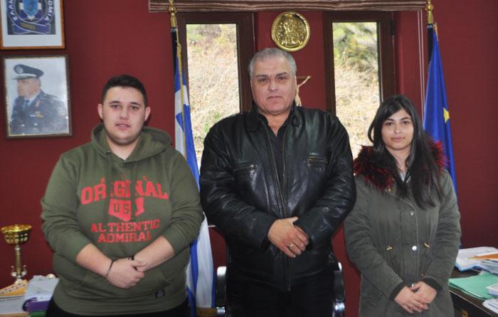 Άρτα: Οικονομική ενίσχυση Δήμου Κ. Τζουμέρκων προς τους μαθητές Γυμνασίου και Λυκείου