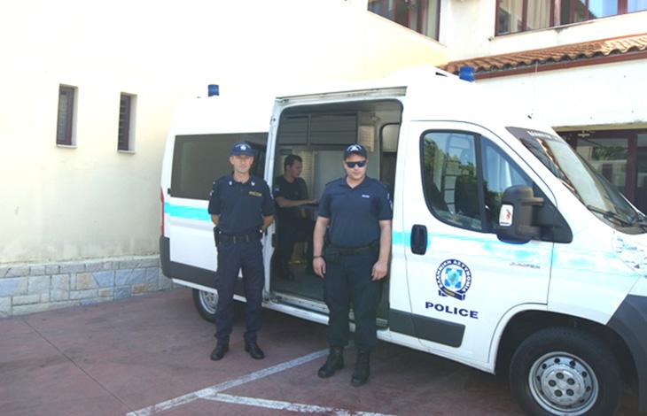 Άρτα: Δρομολόγια της Κινητής Αστυνομικής Μονάδας Άρτας για την προσεχή εβδομάδα
