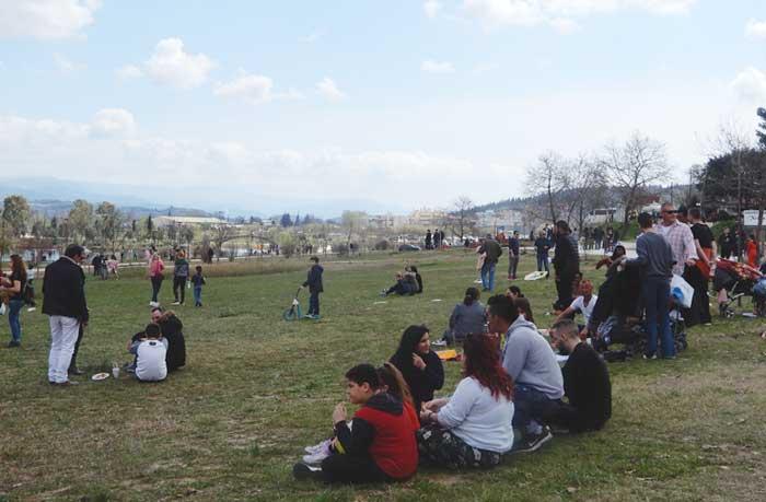 Άρτα: Ο Δήμος Αρταίων γιόρτασε και φέτος τα Κούλουμα στο Παραποτάμιο Πάρκο