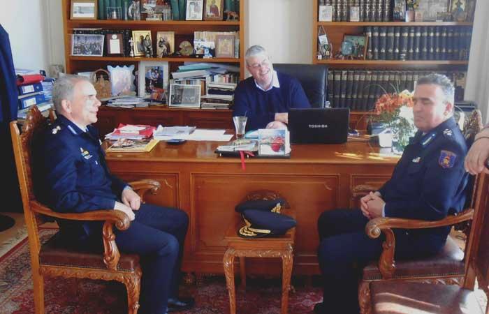 Ήπειρος: Συντονισμός και συνεργασία ενόψει της νέας αντιπυρικής περιόδου