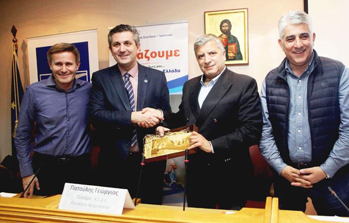 Άρτα: Στήριξη της ΚΕΔΕ στα αιτήματα του Δήμου Αρταίων