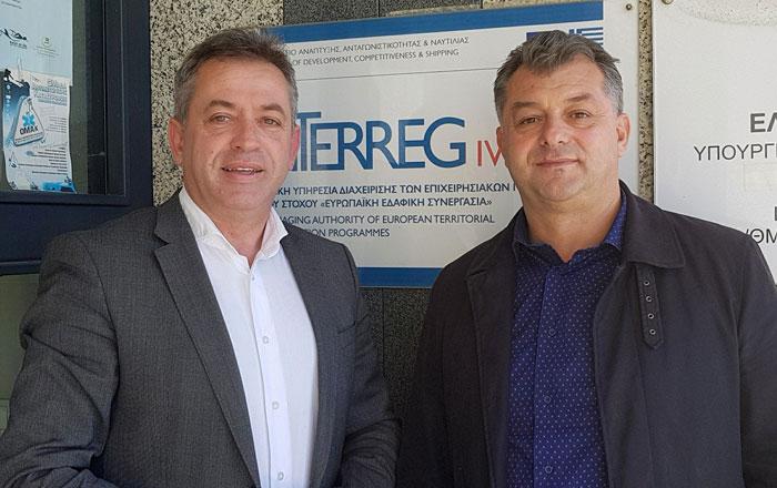 Άρτα: 1.000.000 € από το INTERREG Ελλάδα - Αλβανία για κατασκευή οδικών αξόνων