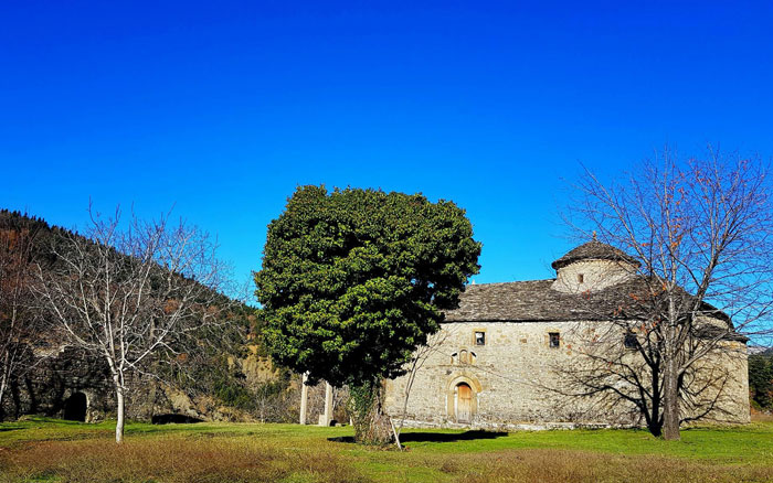 Άρτα: Πρόταση για ανακαίνιση του Μοναστηριού στη Σουληκαριά
