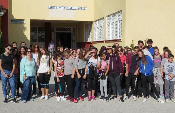 Άρτα: 4η Πανελλήνια Ημέρα Σχολικού Αθλητισμού στο Μουσικό Σχολείο Άρτας