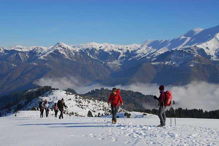 Άρτα: Εξόρμηση Ορειβατικού Συλλόγου Άρτας στο όρος Χατζή