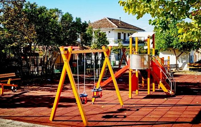Άρτα: 165.000€ για κατασκευή παιδικής χαράς στην Τοπική Κοινότητα Διασέλλου