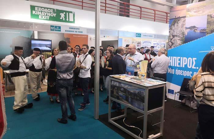 Άρτα: Έντονο ενδιαφέρον για το τουριστικό προϊόν της Άρτας στην Philoxenia 2019