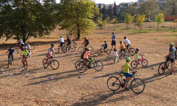 Άρτα: Πρώτη συνάντηση–προπόνηση ακαδημιών Ποδηλατικού Ομίλου Άρτας