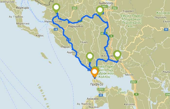 Επιμελητήριο Άρτας: Πρόσκληση για συμμετοχή στο έργο «Πολιτιστική Διαδρομή στα Αρχαία Θέατρα της Ηπείρου»