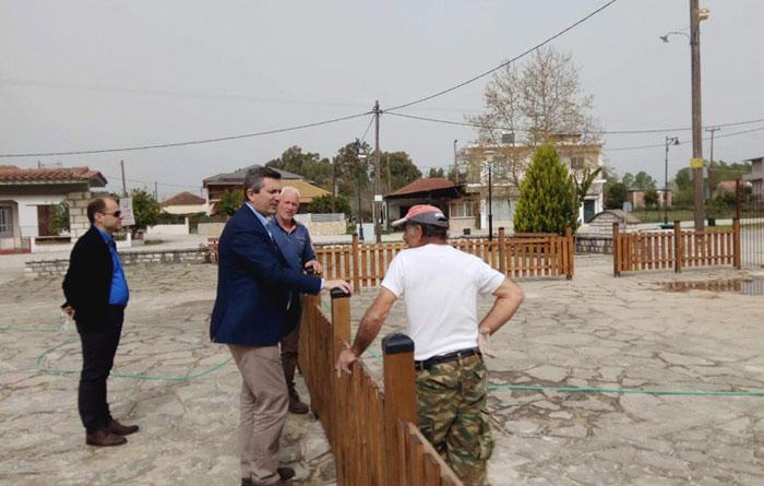 Άρτα: Σημαντικές παρεμβάσεις στο Πολύδροσο από το Δήμο Αρταίων