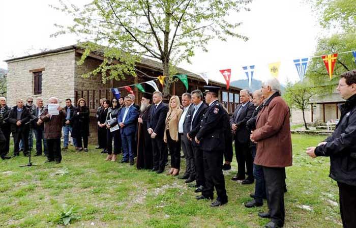 Άρτα: Τιμήθηκε στην Ι.Μονή Σέλτσου η θυσία των Σουλιωτών