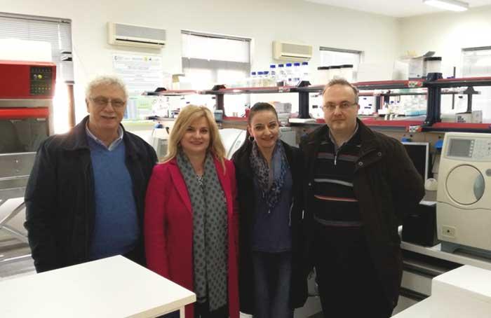 Άρτα: Βασικός ερευνητικός και τεχνολογικός πόλος στα Βαλκάνια η Άρτα μέσω της Σχολής Γεωπονίας