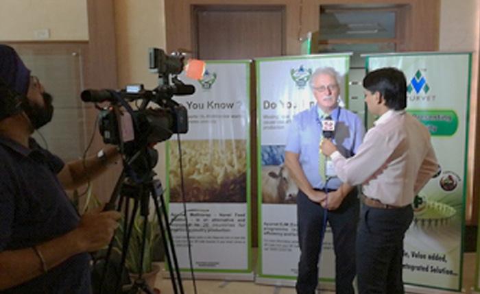 Άρτα: Επίσκεψη του καθηγητή του ΤΕΙ Ηπείρου Γιάννη Σκούφου στην Ινδία