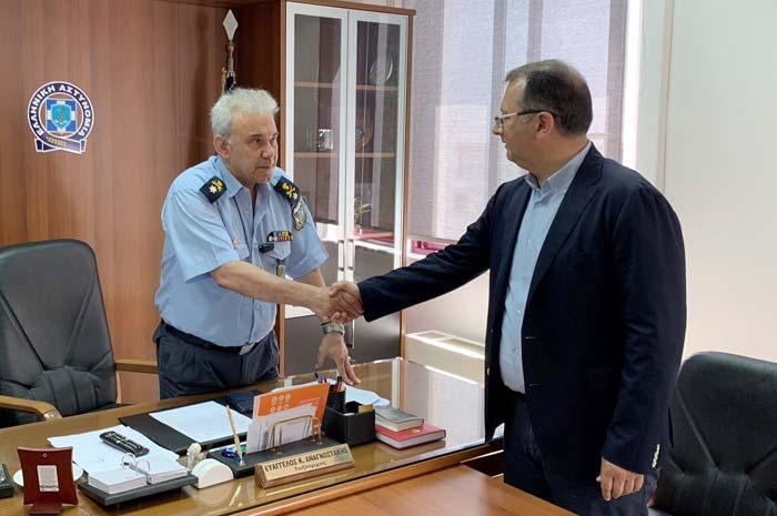 Άρτα: Γιώργος Στύλιος: Πρωταρχικής σημασίας η αποκατάσταση του αισθήματος ασφάλειας για όλους τους πολίτες της Άρτας