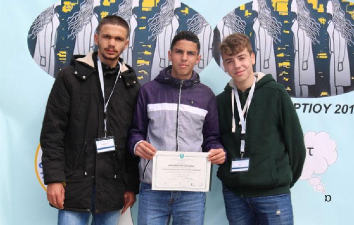Γιάννενα: Συμμετοχή στους 1ους Πανελλήνιους Μαθητικούς Αγώνες Ρητορικής Τέχνης με την ομάδα «Βελλαΐτες»