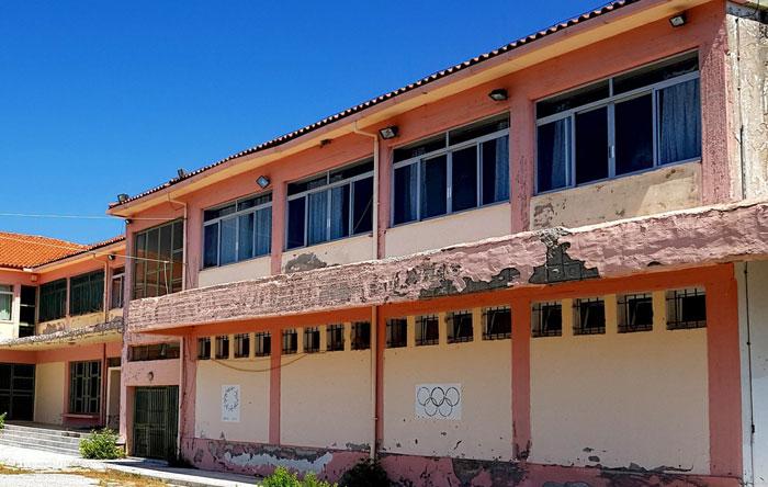 Άρτα: Δήμος Γ. Καραϊσκάκη - 60.000€ για βελτίωση σχολικών κτιρίων